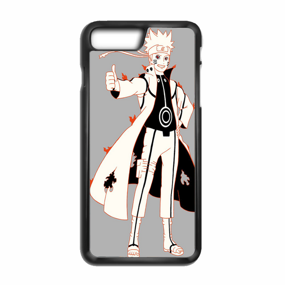 Naruto Shippuden iPhone 8 Plus Case | Republicase