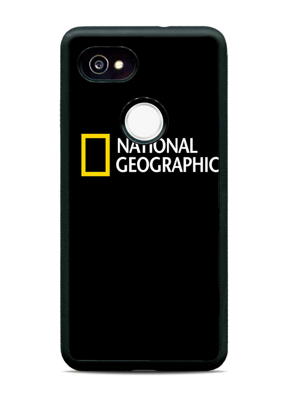 National Geographic Black Portait Google Pixel 2 XL Case | Republicase