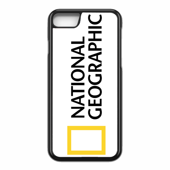 National Geographic White Landscape iPhone 7 Case | Republicase
