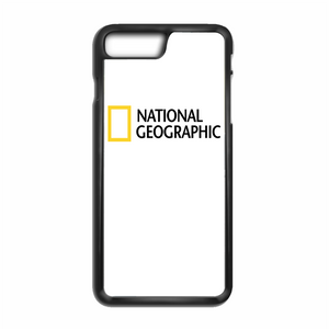 National Geographic White Portait iPhone 8 Case | Republicase