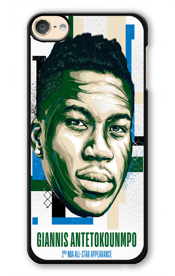 NBA ALL STAR Giannis Antetokounmpo