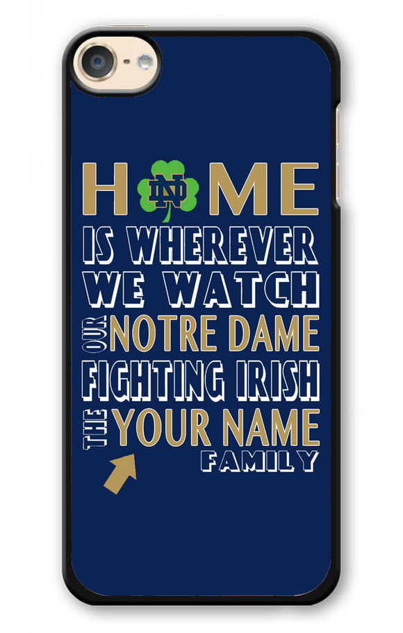 Notre Dame Fighting Irish Personalized