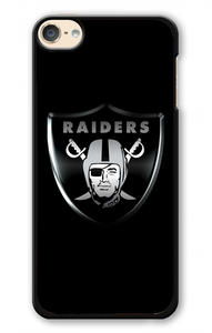 Oakland Raiders Logo Wallpapers Ipod 6 Case Republicase