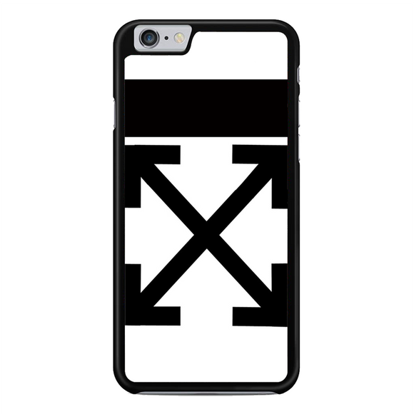 Off White Diagnosal iPhone 6 Plus / 6S Plus Case | Republicase