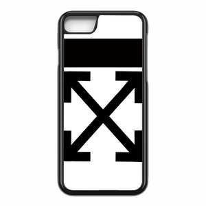 Off White Diagnosal iPhone 7 Case | Republicase