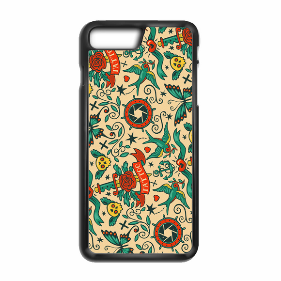 Pattern iPhone 8 Plus Case | Republicase