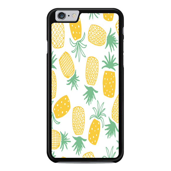 Pineapple Pattern iPhone 6 Plus / 6S Plus Case | Republicase
