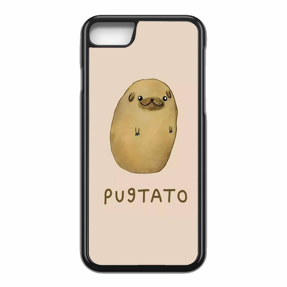 Pugtato iPhone 7 Case | Republicase