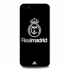 check out 3a44a 40fb7 Real Madrid iPhone 5 / iPhone 5S / iPhone SE Case   Republicase