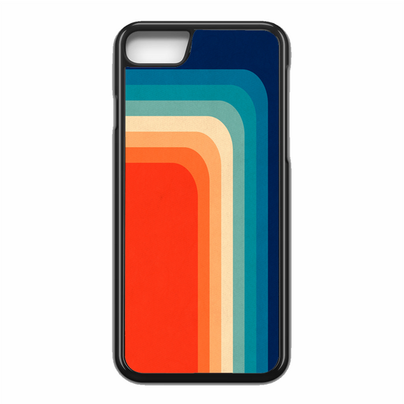 Retro 70s Color Palette III iPhone 7 Case | Republicase