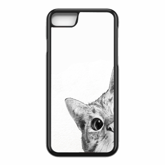 sneaky cat iPhone 7 Case | Republicase