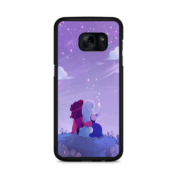 Steven Universe Wallpaper Samsung Galaxy S7 Edge Case | Republicase