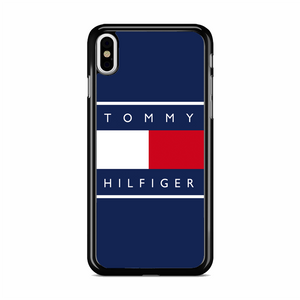 best loved c582f 3a89a Tommy Hilfiger iPhone X Case | Republicase