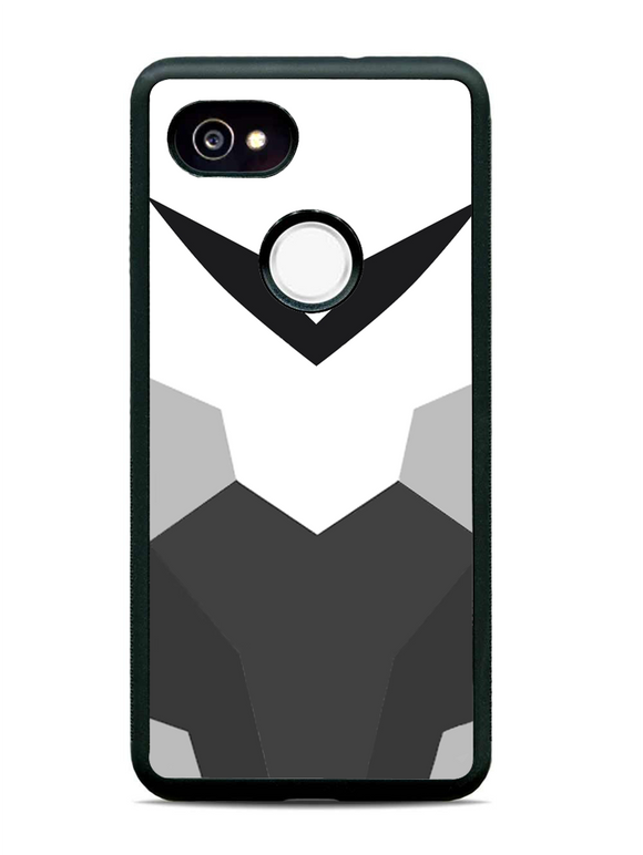 Voltron Black Paladin Shiro Armor Google Pixel 2 XL Case | Republicase
