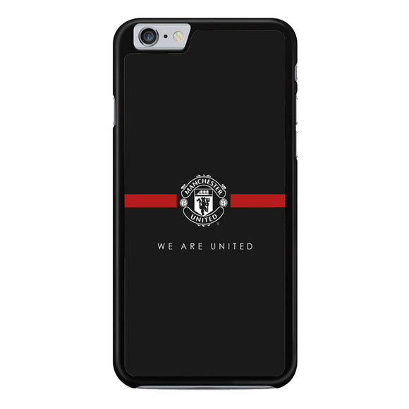 We Are Manchester United Logo