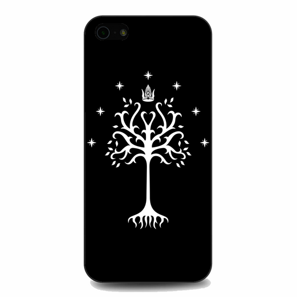 White Tree Of Gendor iPhone 5/5S/SE Case | Republicase