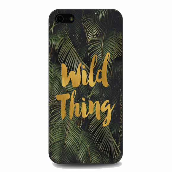 Wild Thinghs iPhone 5/5S/SE Case | Republicase