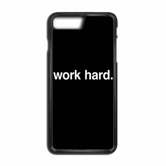 Work Hard iPhone 8 Plus Case | Republicase