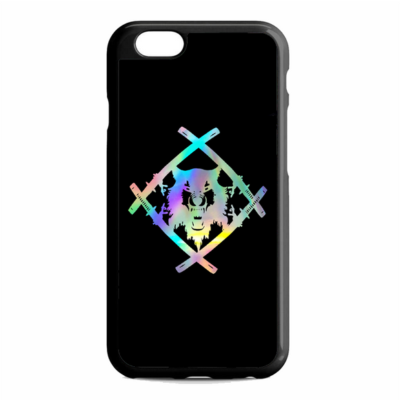 Xavier Wulf Logo Purple iPhone 6 / 6S Case | Republicase