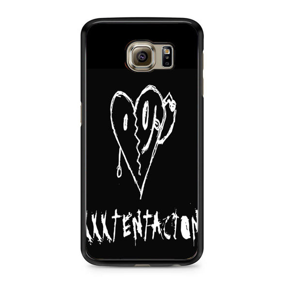 XXXTentacion My heart hurts White on Black