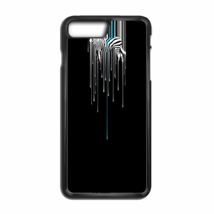 Zebra Melting Background iPhone 8 Plus Case | Republicase