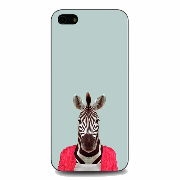 Zebras Wallpaper iPhone 5/5S/SE Case | Republicase