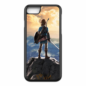 Zelda Breart Of The Wild Wallpaper iPhone 7 Case | Republicase