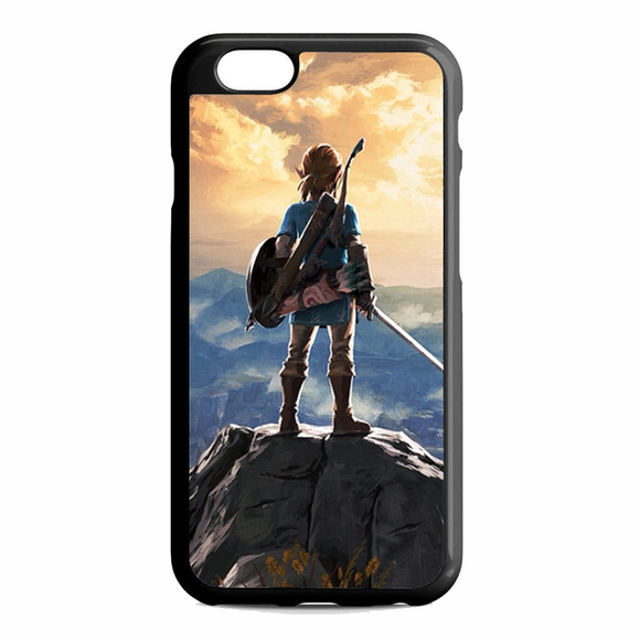 Zelda Breart Of The Wild Wallpaper iPhone 6 / 6S Case | Republicase