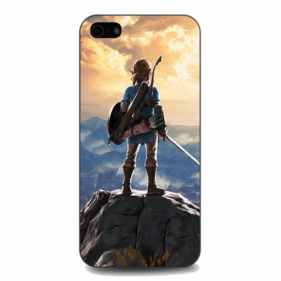 Zelda Breart Of The Wild iPhone 5/5S/SE Case | Republicase