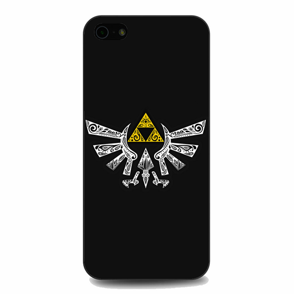 Zelda Hyrule Doodle iPhone 5/5S/SE Case | Republicase