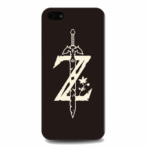 Zelda Minimalist iPhone 5/5S/SE Case | Republicase