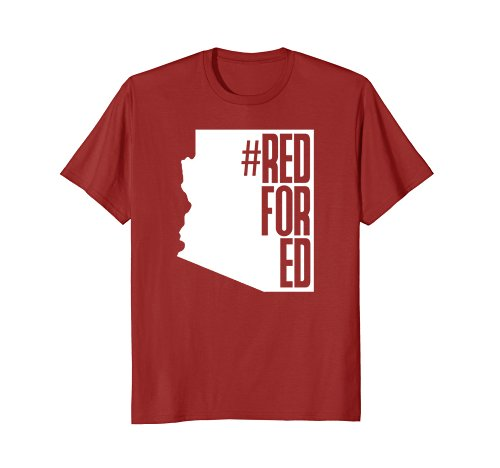Arizona Teacher Shirt - Protest Tee for Men, Women, or Kids