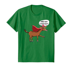Derby De Mayo Kentucky Horse Race Sombrero Mexitucky Shirt