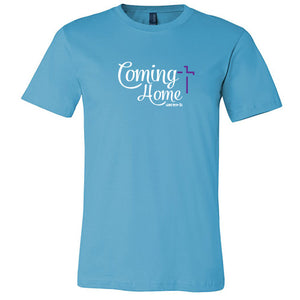 (Event Shirt) Coming Home Unisex Short Sleeve Jersey Tee - Paws & Prints Studio