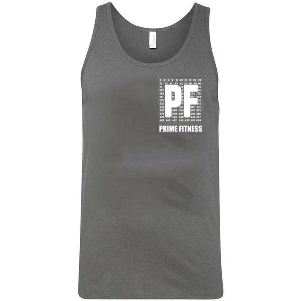 Corner Design Prime Fitness Tank - Paws & Prints Studio