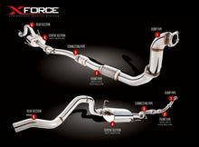 XForce Performance 4X4 to suit Holden Colorado (01/2008 - 01/2012), Isuzu D-MAX (01/2007 - 08/2012)