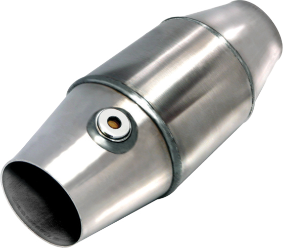 Diesel Round Metallic Catalytic Converter