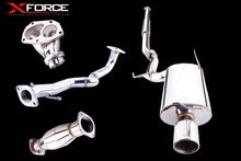 XForce Performance Stainless Steel to suit Mitsubishi Lancer (10/2001 - 12/2008)
