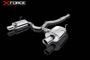 XFORCE PERFORMANCE EXHAUST SYSTEM FOR SUBARU FORESTER XT (S3) 2009-2012
