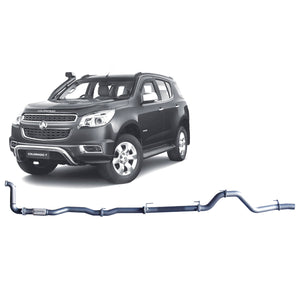 Redback 4x4 Extreme Duty to suit Holden Colorado 7 (11/2012 - 01/2018)