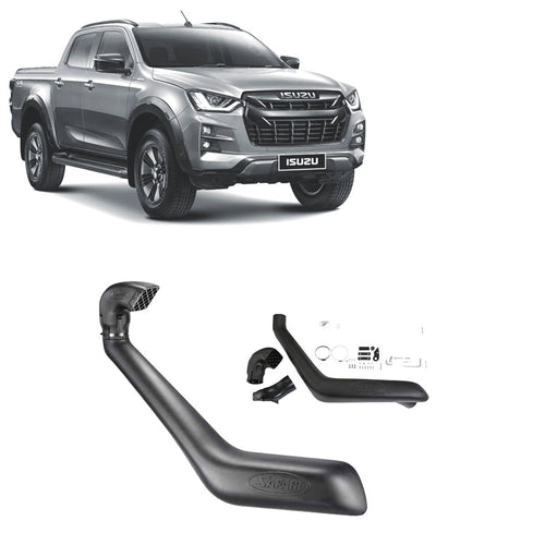 Safari Snorkel to suit Isuzu D-MAX (07/2020 - on)