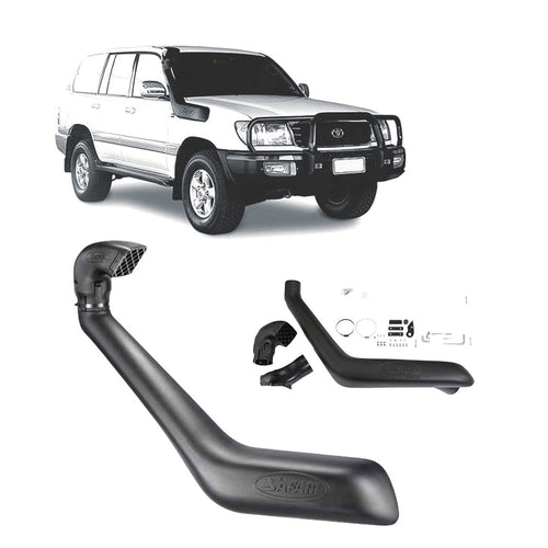 Safari Snorkel to suit Toyota Landcruiser (01/1998 - 10/2007), Lexus LX (05/1998 - 03/2008)