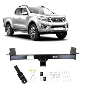 NISSAN NAVARA NP300 (07/15 ON) STYLE SIDE & CAB CHASSIS - 3500/350KG