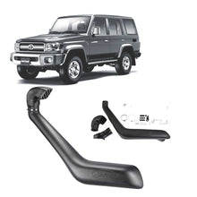 Safari Snorkel to suit Toyota Landcruiser (01/2007 - on)