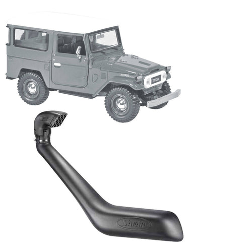 Safari Snorkels Snorkel to suit Toyota Landcruiser (11/1972 - 01/1985)