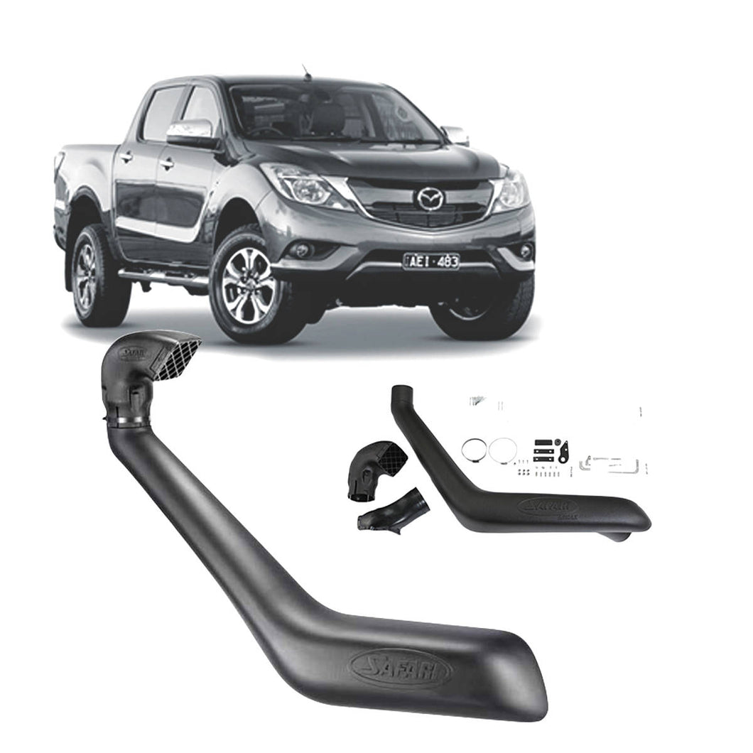 Safari Snorkels Snorkel to suit Mazda BT-50 (11/2011 - 12/On)