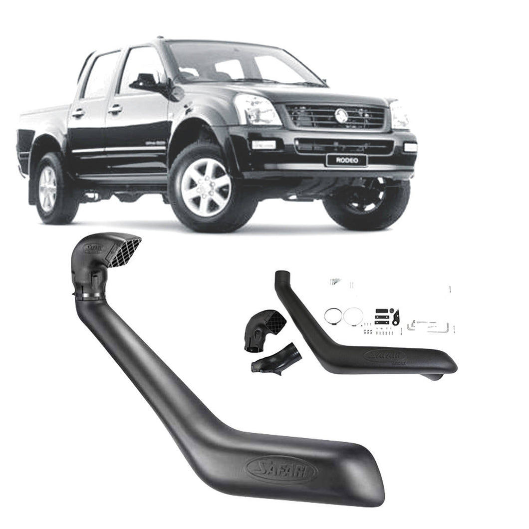 Safari Snorkel to suit Holden Rodeo (01/2003 - 01/2007)