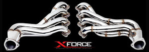 XForce Performance Headers S/S for Holden Commodore, Statesman, Caprice, Chevrolet Camaro.