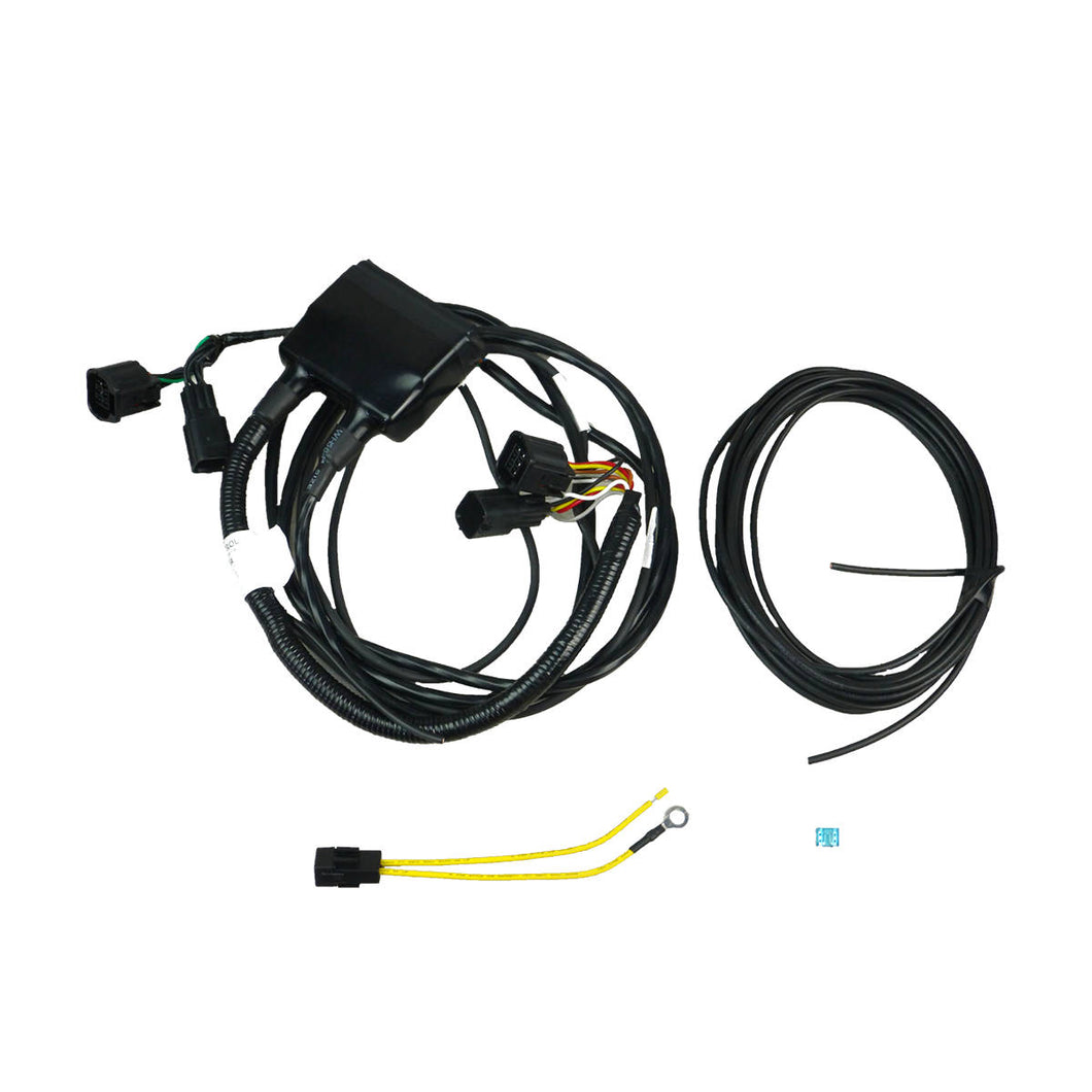 Towbar Wiring Direct Fit Ecu for Ford Ranger (01/2011 - on), Mazda BT-50 (11/2006 - on)