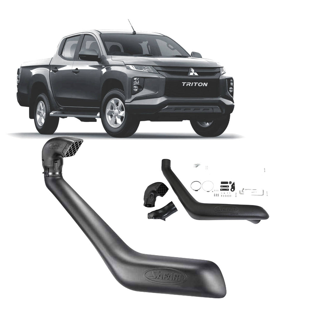 Safari Snorkel to suit Mitsubishi MR Triton MY19 2.4L 4N15 11/2018 ON